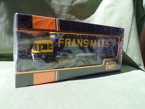"CAMION DAF 2600 FOURGON ""FRANS MAAS"" 1965 1/43 IXO TRU020"