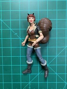 Marvel Legends Unbeatable Squirrel Girl LOOSE Figure Only