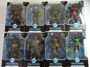 Mcfarlane Toys Arkham Knight Batman DC Multiverse Collection -New