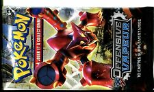 ① 1 BOOSTER CARTES POKEMON Neuf - XY11 - OFFENSIVE VAPEUR - VOLCANION