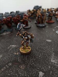 Commander Dante - Painted - Warhammer 40k Blood Angels