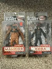 Neca Dawn Of The Planet Of The Apes Mint In Box Maurice And Koba