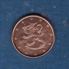 Finlande - 2010 - 5 centimes d'euro - Pièce neuve de rouleau -