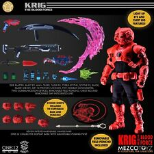 Mezco One:12 Krig The Blood Force Asia Goal Exclusive !!!In hand!!!