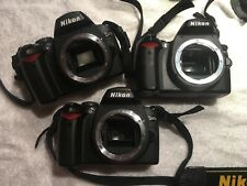 Nikon D D40 6.1MP Digital SLR Camera - Black Body only