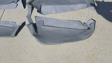 BMW E24 635csi SPORT SEAT (1) BOLSTER GERMAN LEATHER BOLSTER NEW