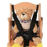 Baby 5 Punkt Sicherheitsgurt für die Stuhlfütterung
