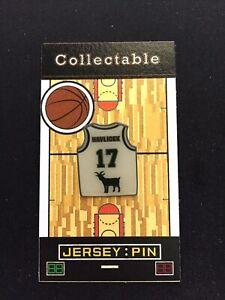 Boston Celtics John Havlicek jersey lapel pin-Classic Collectable-Team GOAT