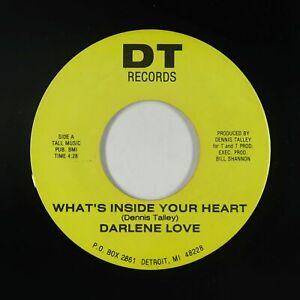 Modern Soul 45 - Darlene Love - What's Inside Your Heart - DT - mp3 - autograph!