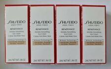 4 x Shiseiso Benefiance Wrinkle Smoothing Eye Cream 2ml each - 8ml total