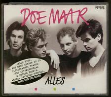 DOE MAAR Alles 2 CD BOX arcade sung in dutch