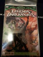 Dark Knights Death Metal Legend Of The Dark Knight #1  DC Comics 1st Multi App