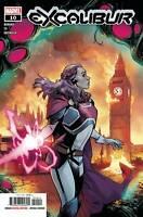 Excalibur #10 (2020 Marvel Comics) First Print Asrar Cover