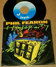 Phil Fearon 45 Ain't Nothing But A House Party  PROMO