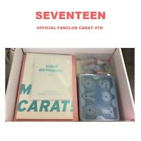 [Seventeen] Official Fanclub Carat 4th Kit -FREE Shipping