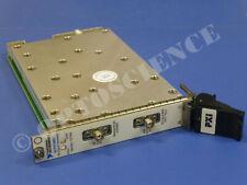 National Instruments NI PXI-5651 RF Analog Signal Generator, 3.3GHz