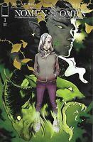 Nomen Omen #1 Olivier Coipel Variant Cover C Image Comics 2020