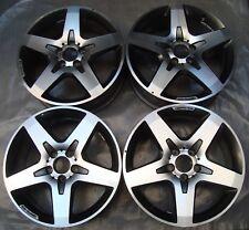 4 Originale AMG Mercedes-Benz Cerchi in Lega 7Jx18 ET46 A1564010500 Gl X156