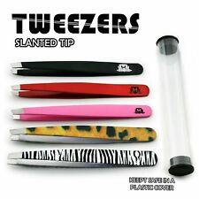 Tweezers Set 5-Piece Professional Stainless Steel eyebrow razor Hair Pluckers
