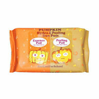 [TOO COOL FOR SCHOOL] Pumpkin Hydra & Peeling Duo Pads - 1pack (100pcs)