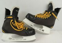 Bauer ONE.4 Hockey Ice Skates Men's size 13.5 TUUK Super Stainless Steel Blades