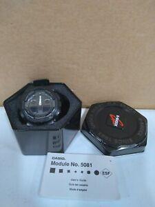 Casio Men's G-Shock Quartz Analog-Digital Watch GA100-1A1 FOR PARTS