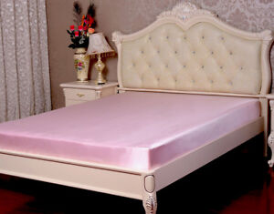 25 Momme 100% Pure Mulberry Silk Extra Deep Fitted / Bottom Sheets Sisters-Silk