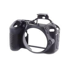 EasyCover Silicona Piel Suave Funda Protectora Nikon D5500 (Reino Unido stock) Nuevo Y En Caja