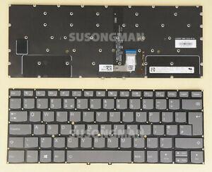 New UK Keyboard For Lenovo Yoga C930-13 C930-13IKB, Yoga 7 Laptop backlit