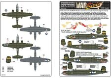 NEW 1:72 Kits World Decals 72192 North-American B-25C Mitchell Part 3