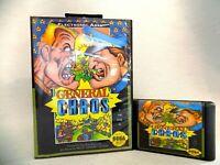 General Chaos Sega Genesis Mega Drive.