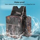 Camouflage Motorcycle Saddlebags Luggage Bag for ATVs Snowmobiles Waterproof