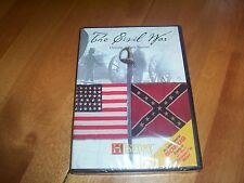 THE CIVIL WAR Destiny at Fort Sumter John Brown's War History Channel DVD NEW