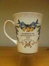 Unusual Princess Anne Divorce Commemorative Mug 1992