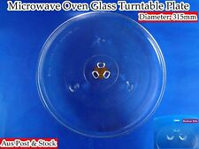 Microwave Oven Spare Parts Glass Turntable Plate Platter Suits Many Brand W2 New