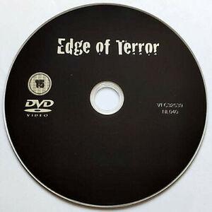 Edge Of Terror (DVD) Disc Only - Meg Foster - Wings Hauser - (1986)