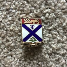 New listing 169th Infantry Regiment unit crest - Dui (German made)