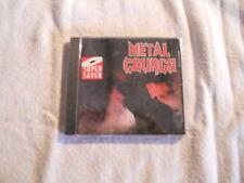 "Metal Church ""Same"" 1985 cd Elektra Records Printed in USA New Sealed"