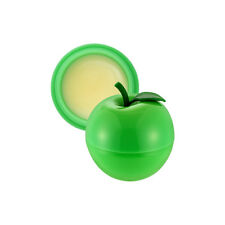 [TONYMOLY] Mini Green Apple Lip Balm SPF15 PA+ 7.2g - Korea Cosmetic