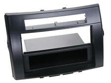 73011 1-DIN Radioblende für TOYOTA Corolla 2001-2006 mit Ablagefach