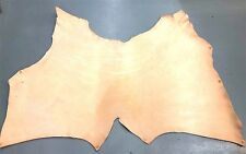 """New listing 6/7oz. Veg tan """"Economy Grade"""" Tooling leather holster craft fobs wallets"""