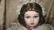 Mundia French Porcelain Doll by  Christine et Cecil
