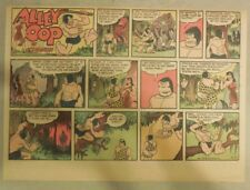 Alley Oop Sunday by VT Hamlin from 2/22/1953 Half Page Size