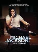 MICHAEL JACKSON: SEARCHING FOR NEVERLAND NEW DVD
