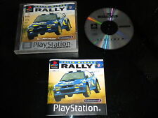 Racing Sony PlayStation 1 Rating 6+ Video Games