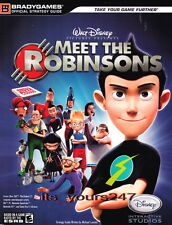 Triff Die/Meet The Robinsons - Lösungsbuch | engl | NEU