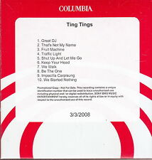 ting tings limited edition cd