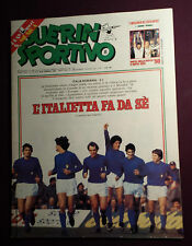 GUERIN SPORTIVO n. 8 anno 1980
