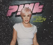 Pink - Get The Party Started 4 track CD Single 2001 (Australia)