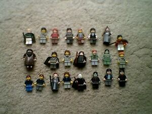 Lego Harry Potter Fantastic Beasts Mini Figures - Complete Your Collection